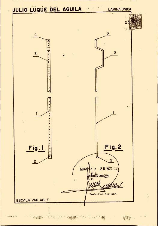 Luque del aguila julio 49 patentes modelos y o dise os - Embellecedor encimera ...