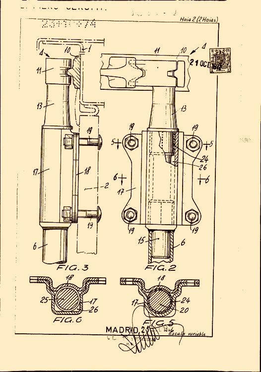 712 inventos patentes y modelos industriales publicados - Montaje de puertas ...