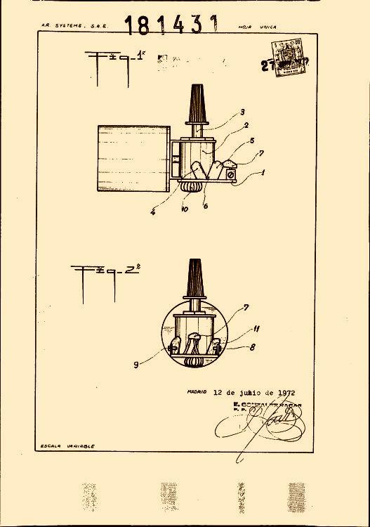 Regulador de intensidad para lamparas de incandescencia - Regulador de intensidad ...