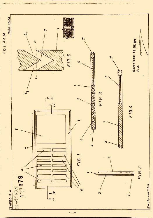 Rejilla de ventilacion aplicable a cajas para - Rejilla de ventilacion ...