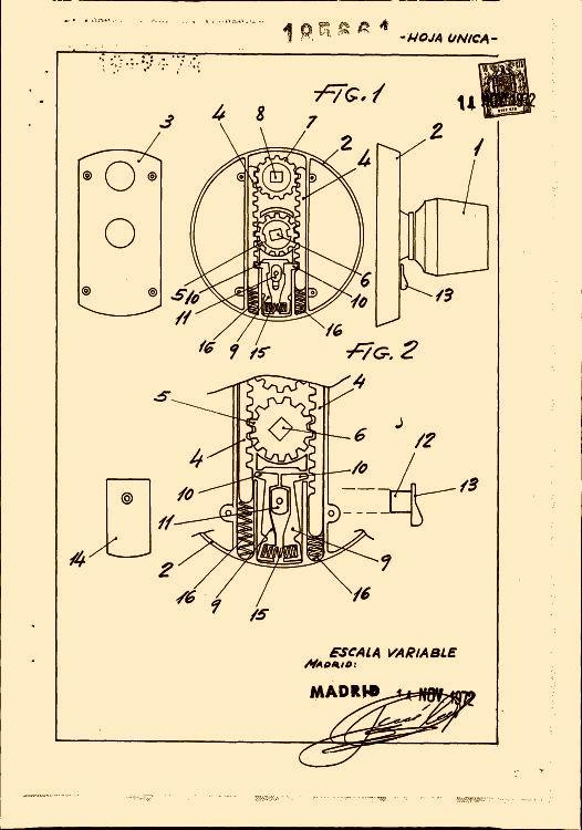 Un pomo accionador de cerraduras para puertas - Cerraduras pomo para puertas ...