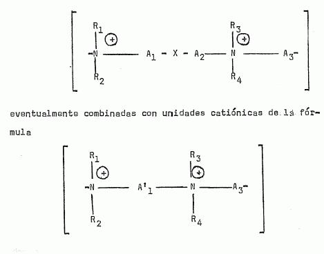 PROCEDIMIENTO PARA LA PREPARACION DE SALES DE AMONIO CUATERNARIAS POLIMERICAS.