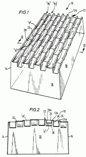 Estructura de techo para dispositivos protectores de plantas for Estructuras para viveros plantas