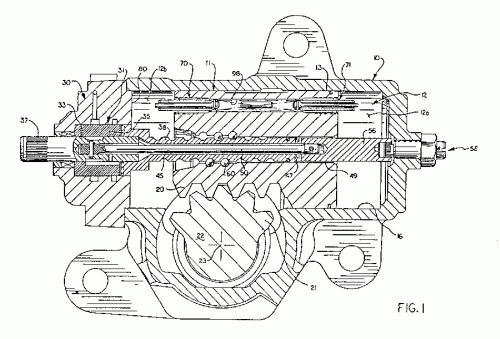 Un Mecanismo Hidraulico De Direccion Asistida    Patentados Com
