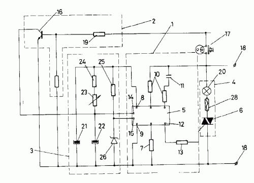 Circuito Electronico : Circuito electronico temporizador patentados