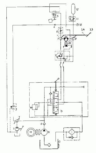 Circuito Hidraulico : Circuito hidraulico alternativo para cabrestantes