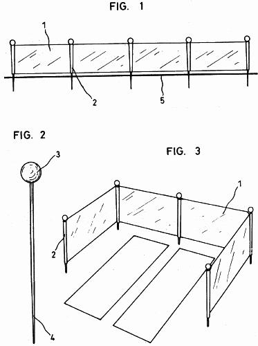 Fuentes oller ricardo 8 patentes modelos y o dise os - Vallas de proteccion ...