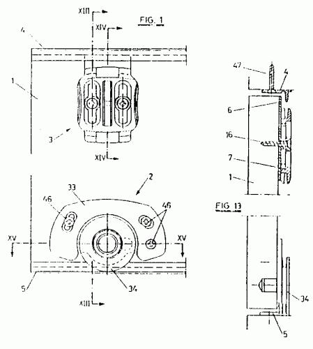 Klein iberica s a 49 patentes modelos y o dise os - Montaje de puertas ...