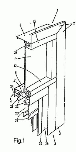 Sametal s a 8 patentes modelos y o dise os for Partes de una persiana