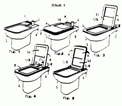 Baño Bidet Incorporado: LOS INODOROS, WC Y SIMILARES PARA QUE FUNCIONEN TAMBIEN COMO BIDETS