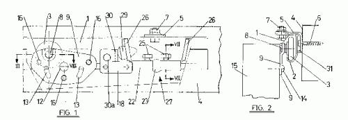 Tarrega miguel angel 7 inventos patentes dise os y o - Mecanismos de puertas correderas ...