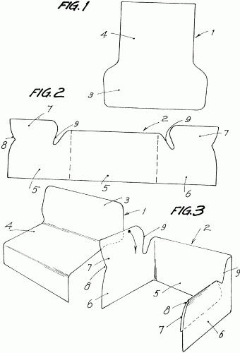 Funda para sofas y asientos similares - Como hacer fundas de sofa paso a paso ...