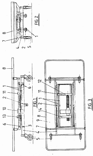 MECANISMO ELEVADOR PARA CAMAS CLINICAS. : Patentados.com