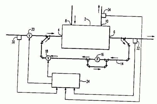 CONTROL DE REFRIGERADOR DE HIDROGENO EN GENERADORES ELECTRICOS.