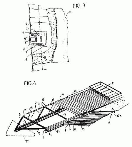 Procedimiento para la construccion y montaje de claraboyas - Tragaluces para tejados ...