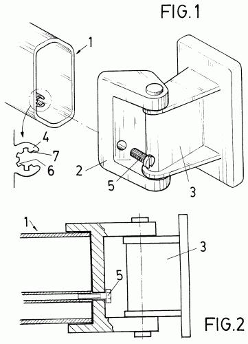 Forjas del vinalopo s l 51 patentes modelos y o dise os for Perfiles para toldos