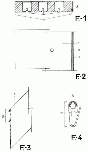 Barra compuesta por una o varias guias para el for Enganches cortinas