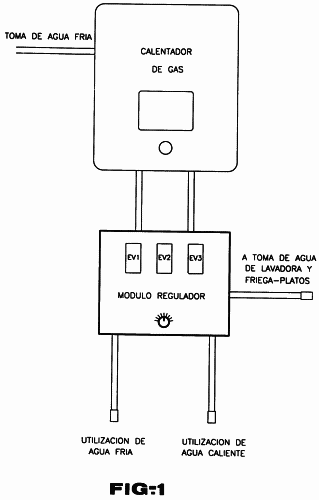 MODULO ECONOMICO DE AHORRO ENERGETICO PARA ELECTRODOMESTICOS.