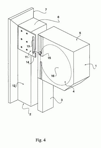 Montaje de caja de persiana arrollable y de ventana for Partes de una persiana