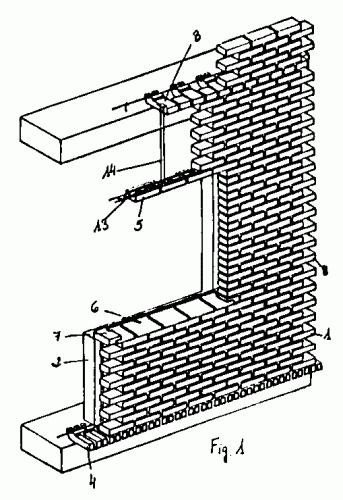 Piezas ceramicas para la construccion de fachadas de doble for Ceramicas para piezas