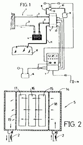 Sistema de calefaccion para vehiculos - Sistema de calefaccion ...