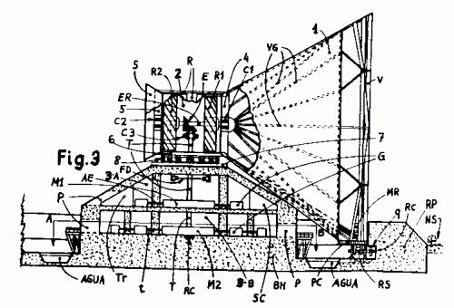 turbo generador eolico   16 de junio de 1998    patentados com