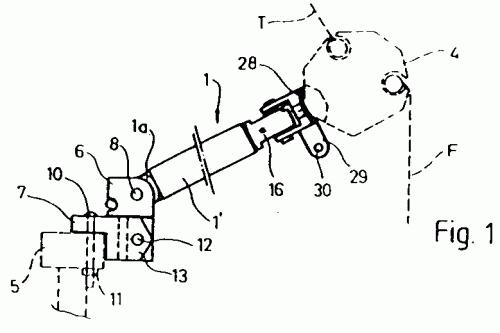 Monfort catala juan 8 inventos patentes dise os y o - Brazos para toldos ...