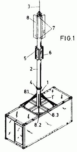 Asociacin Estructural De Antenas Con Conmutadores De Tierra