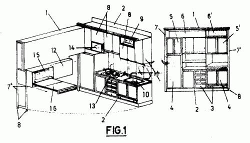 Imagenes de las partes una cocina imagui for Partes de un mueble de cocina