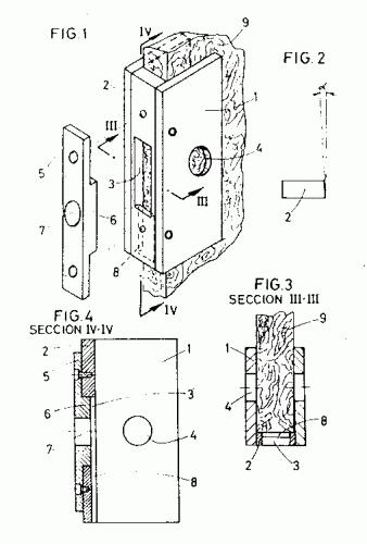 Plantillas que indican la posici n de apertura en los for Puerta que abre para los dos lados