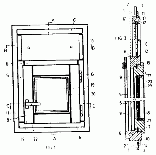 Marcos De Puerta En Madera Patentadoscom