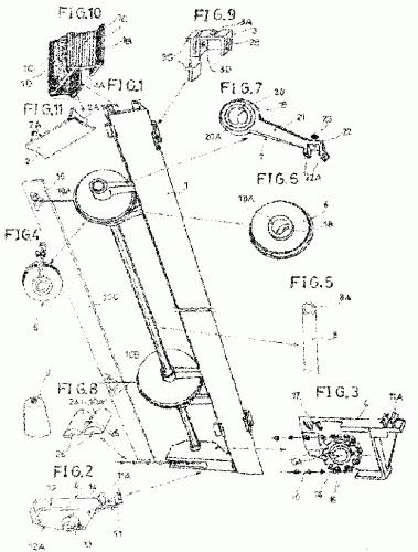 Mecanismo para estores por monotransmision sincronizada - Mecanismos de estores ...