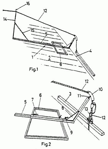 Estructuras especiales en o sobre los tejados p ej - Tragaluces para tejados ...