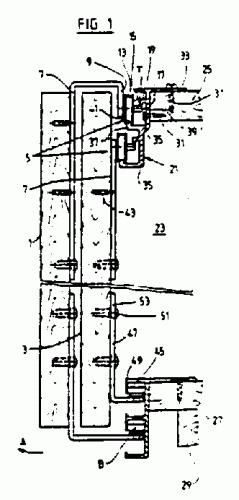 Mecanismo de rodadura para una puerta corredera - Mecanismo puertas correderas ...