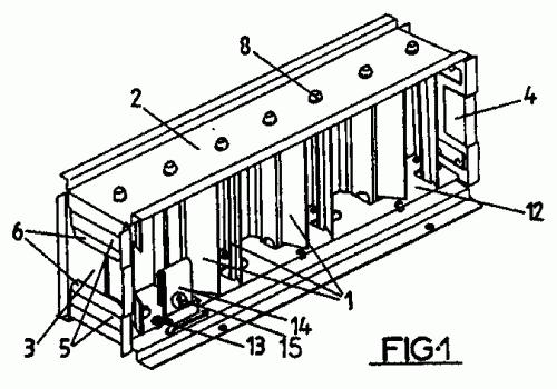 Rejilla de salida para aire acondicionado for Rejillas aire acondicionado regulables