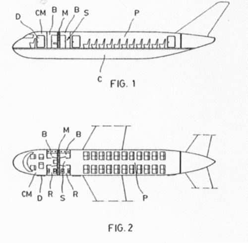 AVION COMERCIAL. (16 de Agosto de 2002) : Patentados.com