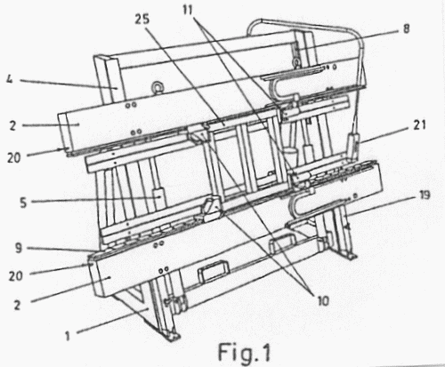 Prensa para el montaje de puertas y marcos - Montaje de puertas ...