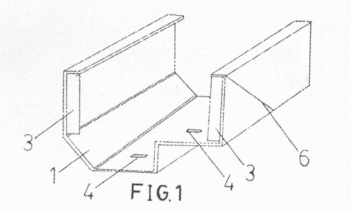 sistema de anclaje para marcos de puertas metalicas