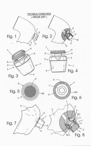 Singla palacin jaime 80 inventos patentes dise os y o for Aparatos sanitarios