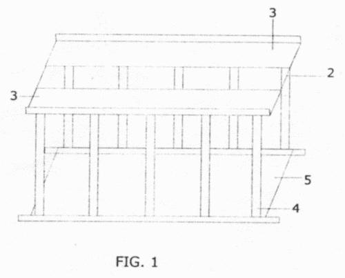 Estructura para piscinas de hormigon sotanos y o otras for Estructura para piscina