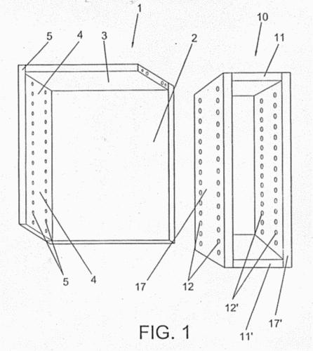 Muebles de revestimiento polivalente para interiores de for Revestimiento de armarios empotrados