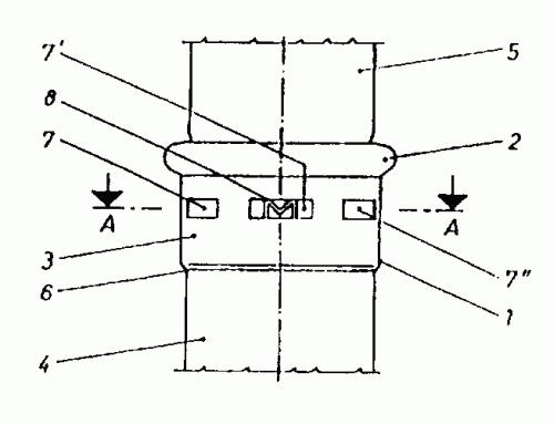 Proceso y procedimiento para producir una unión de tubos prensada.