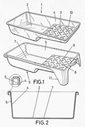 662 inventos patentes y modelos industriales publicados for Protector de pintura