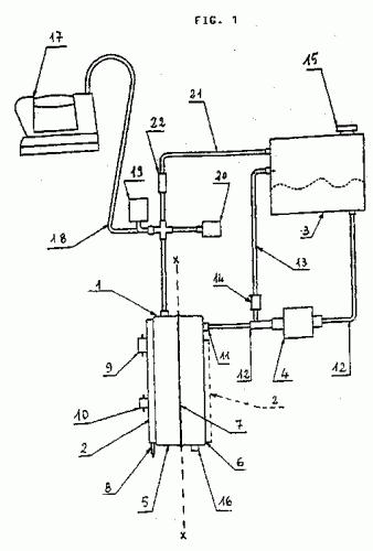 Generador de vapor para maquinas de limpieza planchas - Planchas industriales para ropa ...