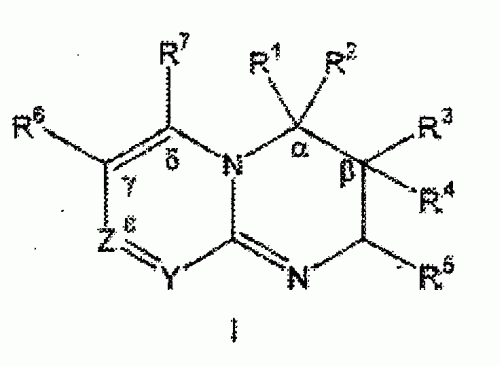 3,4-DIHIDROPIRIMIDO(1 ,2-A)PIRIMIDINA Y 3,4-DIHIDROPIRAZIN(1 ,2-A)PIRIMIDINA SUSTITUIDAS.
