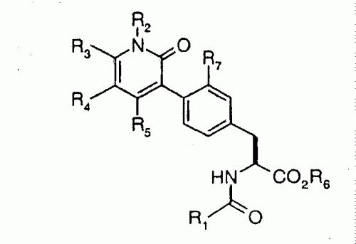4-PIRIDINIL-N-ACIL-L-FENILALANINAS.