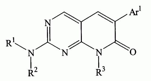 7-OXO-PIRIDOPIRIMIDINAS.