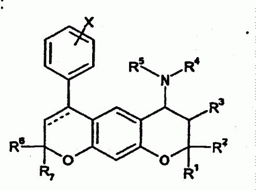 BENZO(1,2-B:5,4-B')DIPIRAN-4-AMINAS SUSTITUIDAS COMO MODULADORES DE CCR5.