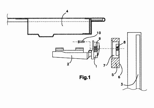 Espino diaz antonio 10 inventos patentes dise os y o - Montaje de puertas ...