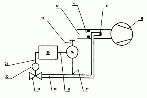 INSTALACION DE REGULACION PARA QUEMADORES DE GAS.